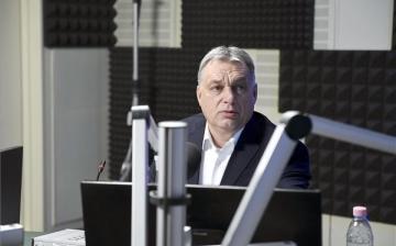 """Orbán: Trócsányi """"bűne"""", hogy segített megvédeni az országot a migrációtól"""