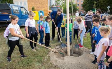 Nyolc fa kíséri végig a diákéveket