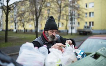 Hajléktalanok - Már tart a krízisidőszak