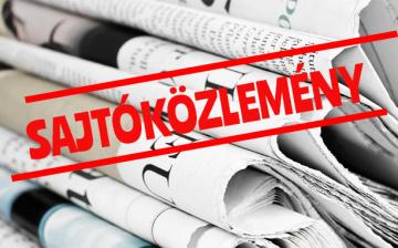 Önkormányzati sajtóközlemény