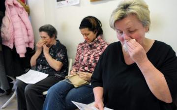 Nincs influenza aktivitás a megyében