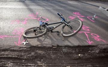 Közlekedés: bringás baleset a Tűzálló úton
