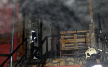Lánglovagok: családi ház gyulladt ki
