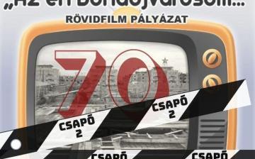 Dunaújváros 70: rövidfilmeket és városmarketing-ötleteket vár a könyvtár
