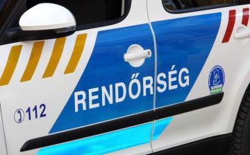 Rendőrség: ittasan okozott balesetet