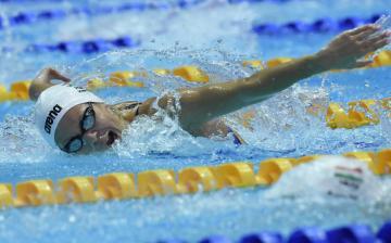 Elhalasztották a rövidpályás úszó-világbajnokságot