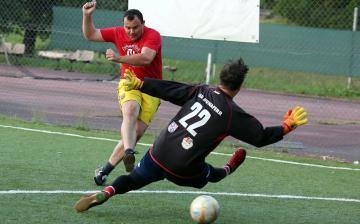 Kispályás foci - Irány a pálya!