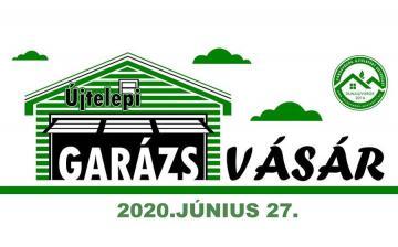 Városvédők Újtelepért: garázsvásárt gründolnak