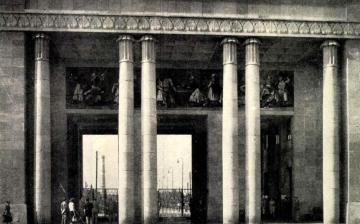 Dunaújváros mesél: Út a vasmű freskójáig