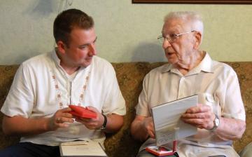 Újabb 90 éves szépkorút köszöntött az önkormányzat (DSTV-riporttal)