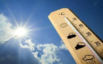 Időjárás: jó kedvvel, hőséggel