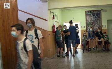 DSTV: tanévkezdés a Rudasban