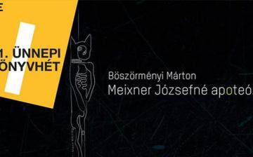 ICA-D: Meixner Józsefné apoteózisa – könyvbemutató