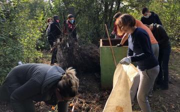 Sikeres volt a közösségi temetőtakarítási akció (galériával)