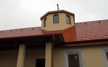 DSTV: templomszentelésre készül a görögkatolikus gyülekezet
