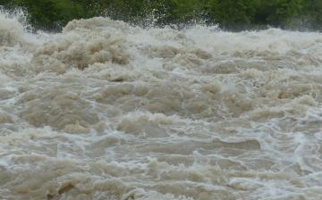 Elzárt települések és utak az árvíz miatt Borsodban