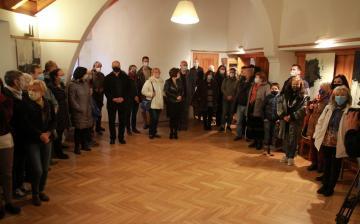 DSTV: ROHÓ-tengelyek az evangélikus templomban