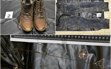 Rendőrség: a halott férfi kiléte ügyében kezdtek eljárást
