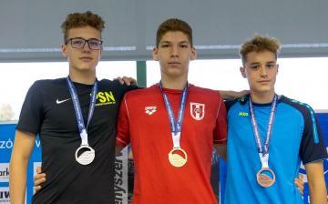 Kovács-Seres Hunor bravúros bajnoki címe