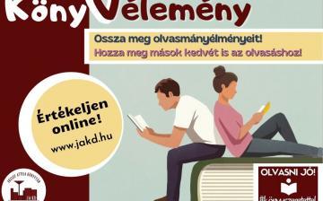 Könyvtár: KönyVélemény, #könyvszeretettel
