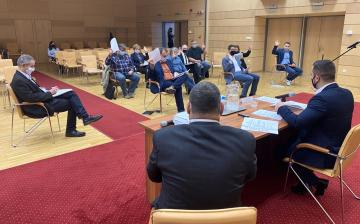 Tanácskozást tartott a képviselőtestület