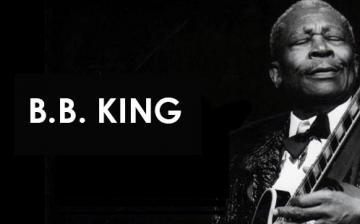 Elment a blues királya - elhunyt B.B. King