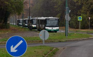 Buszközlekedés: kilenc busszal újul a flotta