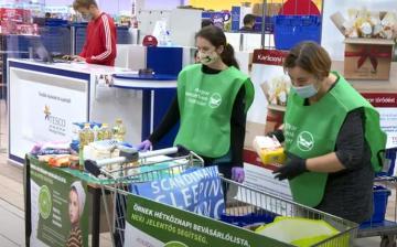 DSTV: itt is sikeres volt az Élelmiszerbank akciója