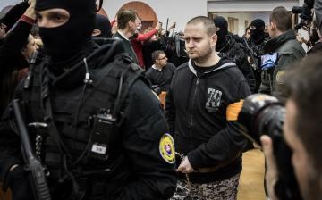 Szlovák újságíró-gyilkosság: súlyosbított ítélet