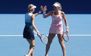 Tenisz: Babosék újabb sikere
