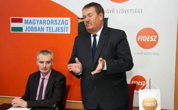 Menesztette Orbán Viktor Galambos Dénes miniszterelnöki biztost