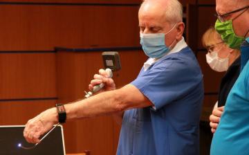 Kórház: 11 millió forintos berendezés érkezett!
