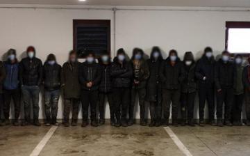 Bíróság előtt felelt a két román embercsempész