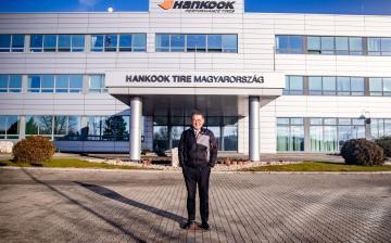 Hankook: új ügyvezető igazgató irányít