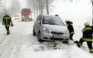 Fokozott figyelmet kér a katasztrófavédelem a hidegbetörés miatt