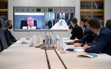 ISD Dunaferr: már kormányzati szintű az érdeklődés