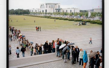 """ICA-D: """"Reichstag, Berlin"""" a kirakatkiállításon"""