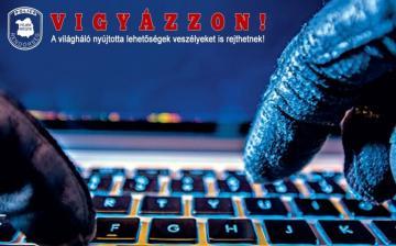 Csalók a virtuális világban – előzzük meg a bajt!