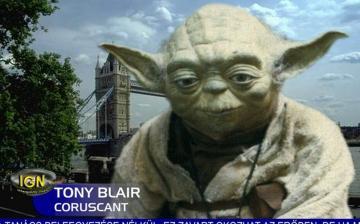 ICA-D: a nap, amikor Yoda mester bepattant a kirakatba