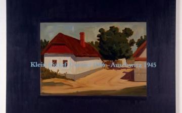 ICA-D: Gerber Pál képe a kirakatkiállításon
