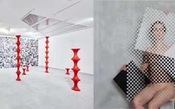 ICA-D: újra nyitnak – két kiállítással