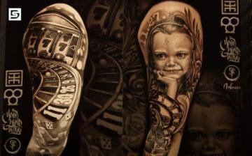 DSTV: tetoválók a vírus idején