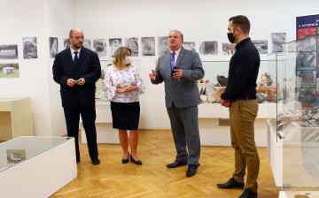"""Intercisa Múzeum: """"Múltba ásott város"""""""