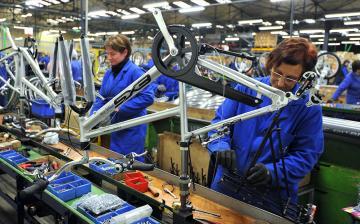 Visszafogja az alkatrészhiány a kerékpárgyártást