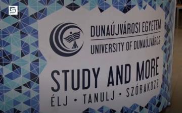DSTV: záróvizsgák az egyetemen