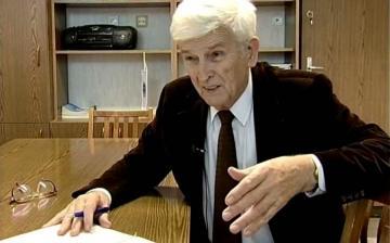 Gyászol a város oktatási szférája: elhunyt dr. Kántor Károly