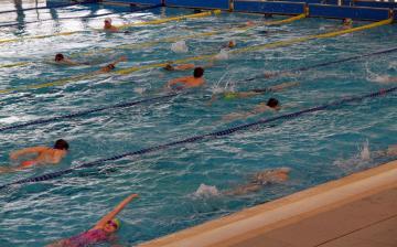 DSTV: táborra készülnek az úszók