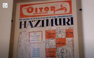 """DSTV: """"Házimuri"""" a múzeumban"""