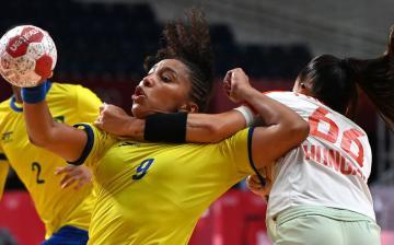 Fájdalmas vereség Brazíliától