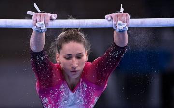 Kovács Zsófia felkészült az olimpiai döntőre